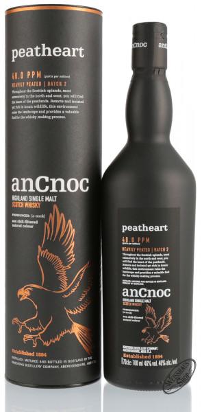 AnCnoc Peatheart Whisky 46% vol. 0,70l