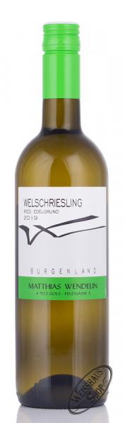 Wendelin Welschriesling 2019 12% vol. 0,75l