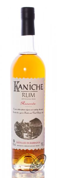 Kaniché Reserve Rum 40% vol. 0,70l