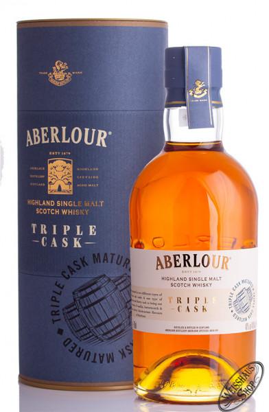 Aberlour Triple Cask Whisky 40% vol. 0,70l