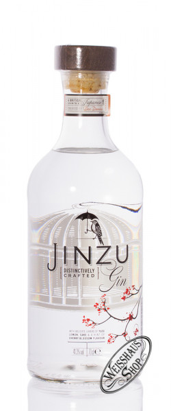 Jinzu Gin 41,30% vol. 0,70l