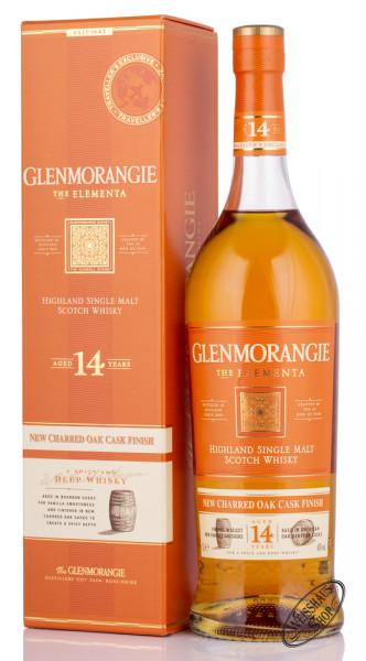 Glenmorangie 14 YO The Elementa Whisky 43% vol. 1,0l