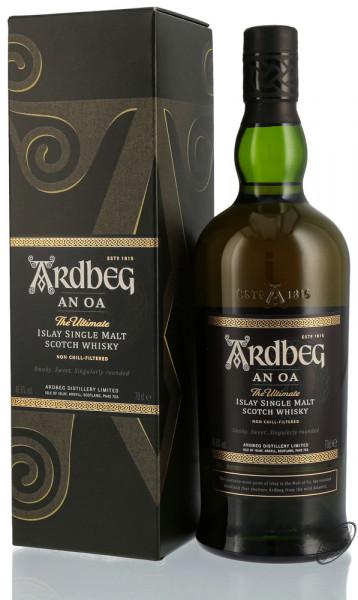 Ardbeg AN OA Islay Whisky 46,6% vol. 0,70l