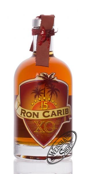 Ron Carib 15 YO XO 35% vol. 0,70l