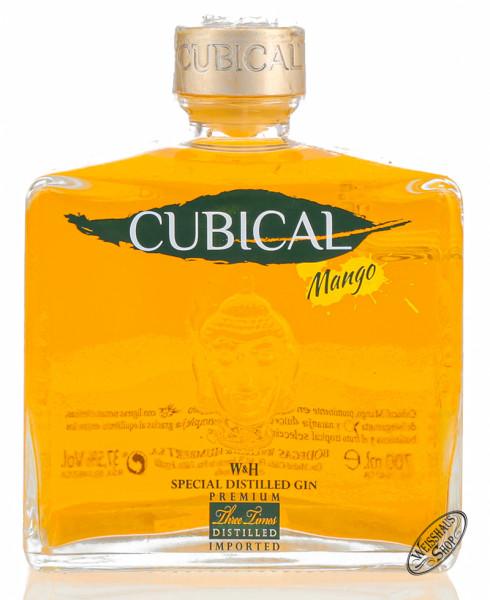 Cubical Premium Special Dry Mango Gin 37,5% vol. 0,70l