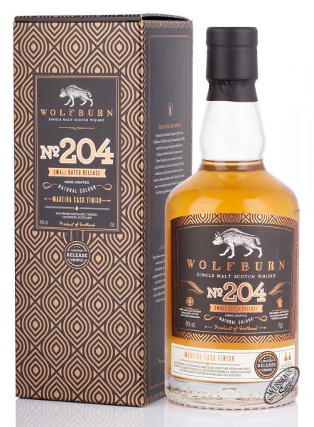 Wolfburn Batch 204 Whisky 46% vol. 0,70l