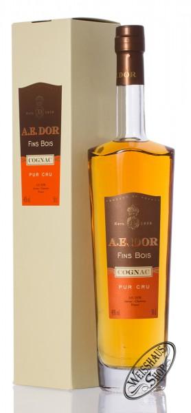 A.E. Dor Pur Cru Cognac 40 % vol. 0,50l