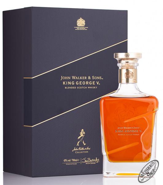 Johnnie Walker Blue Label King George V 43% vol. 0,70l