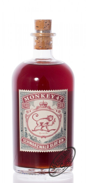 Monkey 47 Sloe Gin 29% vol. 0,50l