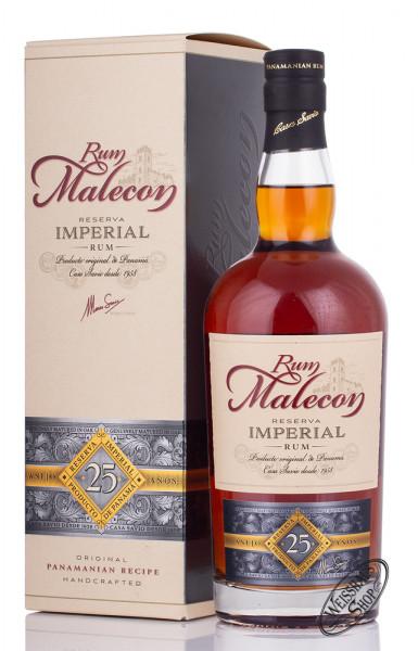 Malecon Reserva Imperial 25 Anos 40% vol. 0,70l