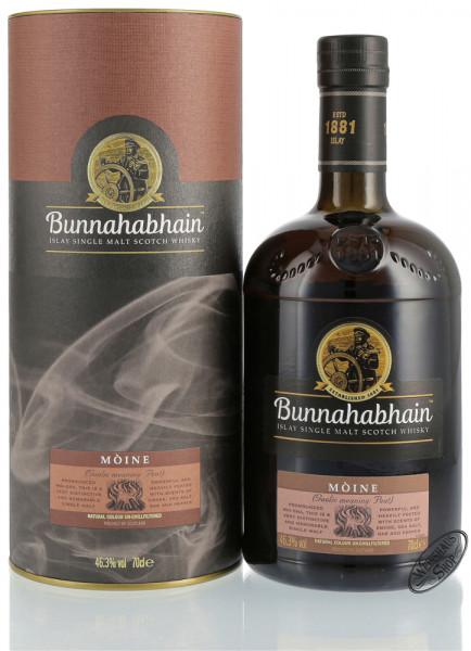 Bunnahabhain Moine Islay Single Malt Whisky 46,3% vol. 0,70l