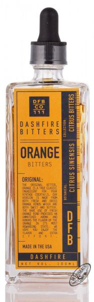 Dashfire Orange Bitters 46% vol. 0,10l