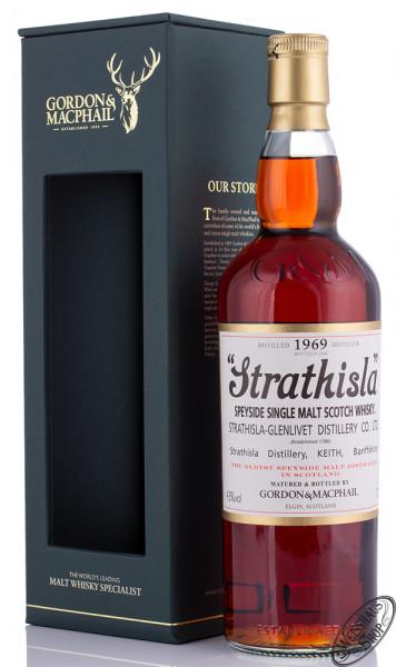 Strathisla Vintage 1969 Gordon & MacPhail Whisky 43% vol. 0,70l