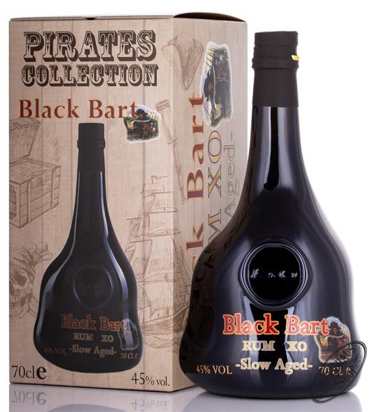 Pirates Legend Collection Black Bart XO Rum 45% vol. 0,70l