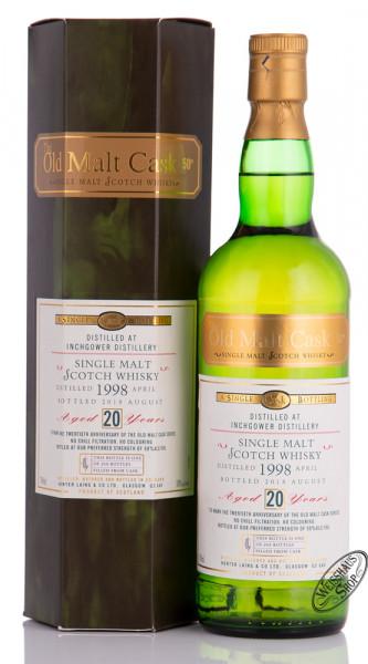 Inchgower 20 YO Hunter Laing 1998 Whisky 50% vol. 0,70l