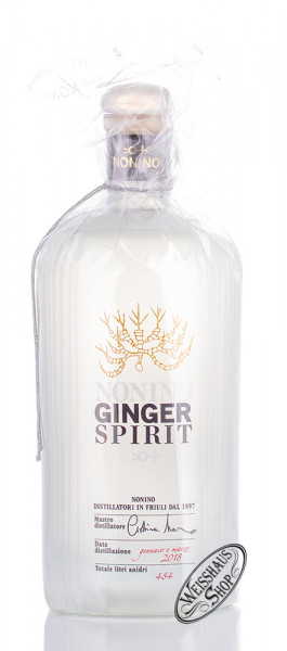 Nonino Ginger Spirit 50% vol. 0,50l