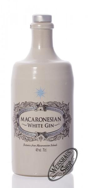 Macaronesian White Gin 40% vol. 0,70l