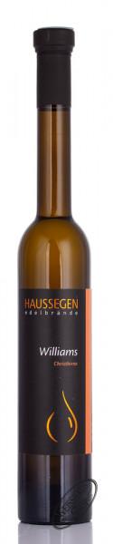 Haussegen Williams Christ Birne 42% vol. 0,35l