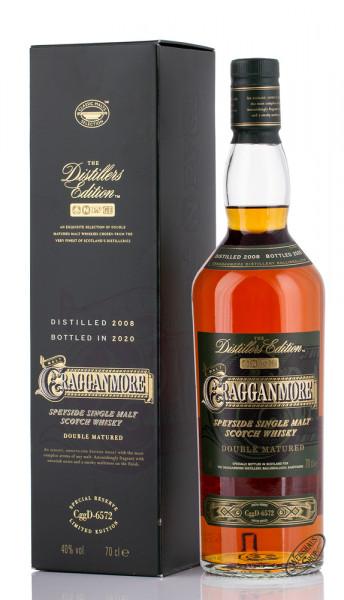 Cragganmore Distillers Edition 2020 Whisky 40% vol. 0,70l
