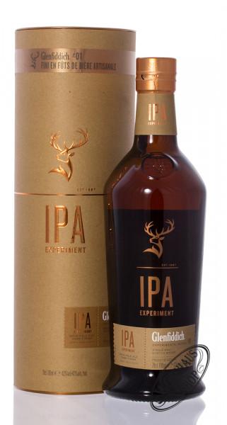 Glenfiddich IPA Experiment Whisky 43% vol. 0,70l