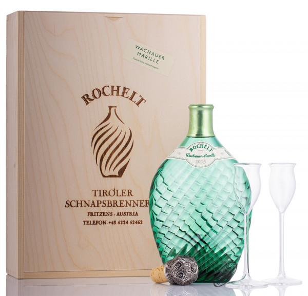 Rochelt Wachauer Marille Geschenk-Set 50% vol. 0,35l