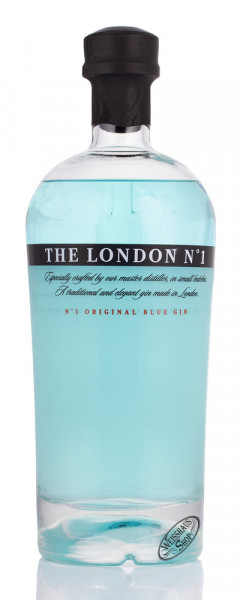 London No. 1 Original Blue Gin 47% vol. 3,0l