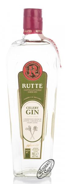 Rutte Celery Gin 43% vol. 0,70l