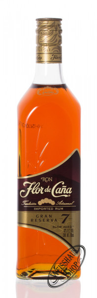 Flor de Cana Grand Reserve 7 Jahre 40% vol. 0,70l