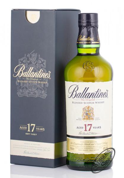 Ballantine's 17 YO Blended Scotch Whisky 40% vol. 0,70l