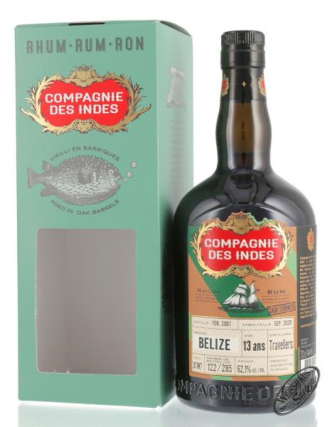 Compagnie des Indes Belize 13 YO Rum 62,1% vol. 0,70l