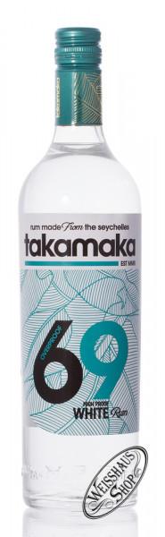Takamaka Overproof Rum 69% vol. 0,70l