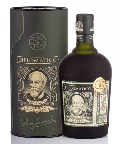 Diplomatico Reserva Exclusiva 12 YO Rum 40% vol. 0,70l