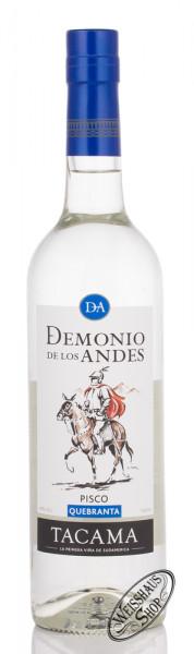 Demonio de los Andes Pisco Quebranta 40% vol. 0,70l