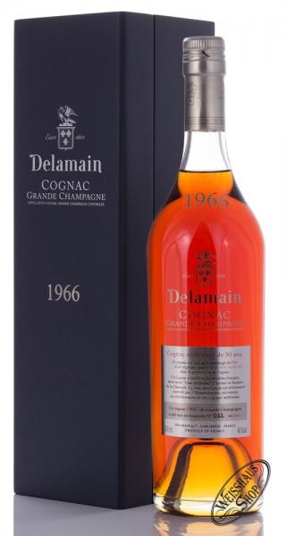 Delamain Millesime Vintage 1966 Cognac 40% vol. 0,70l