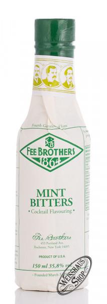 Fee Brothers Mint Bitters 35,8% vol. 0,15l