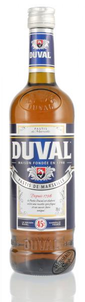 Duval Pastis 45% vol. 0,70l