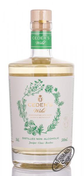 Ceder's Wild alkoholfreie Spirituose 0,50l