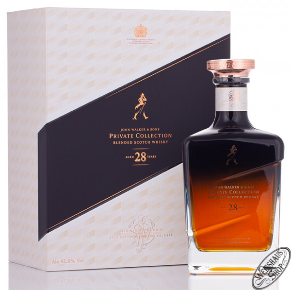 Johnnie Walker Private Collection 2018 Whisky 42,8% vol. 0,70l