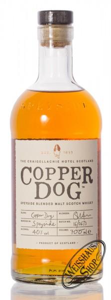 Copper Dog Blended Whisky 40% vol. 0,70l