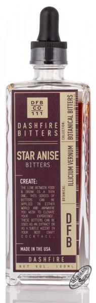Dashfire Star Anise Bitters 38% vol. 0,10l