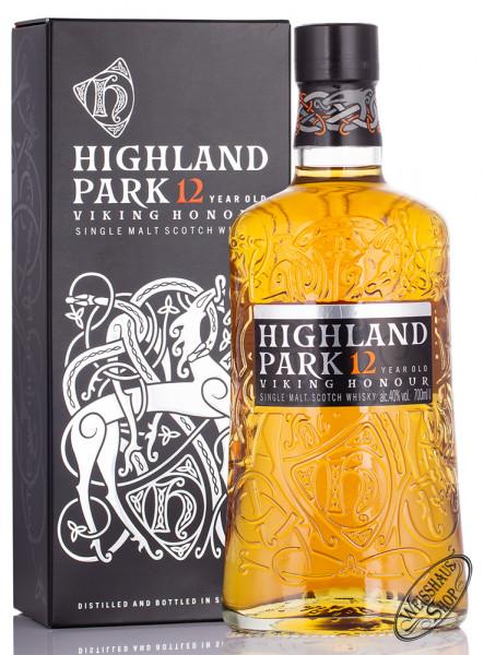 Highland Park 12 Years Old Single Malt 40% vol. 0,70l