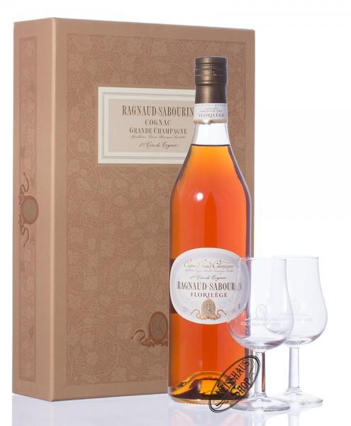 Ragnaud-Sabourin Cognac Florilège 46% vol. 0,70l
