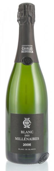 Charles Heidsieck Blanc des Millenaires 2006 Champagner 12,5% vol. 0,75l