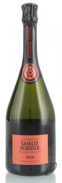 Charles Heidsieck Vintage Rose 2008 Champagner 12% vol. 0,75l