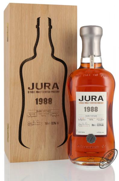 Isle Of Jura Vintage 1988 Whisky 53,5% vol. 0,70l