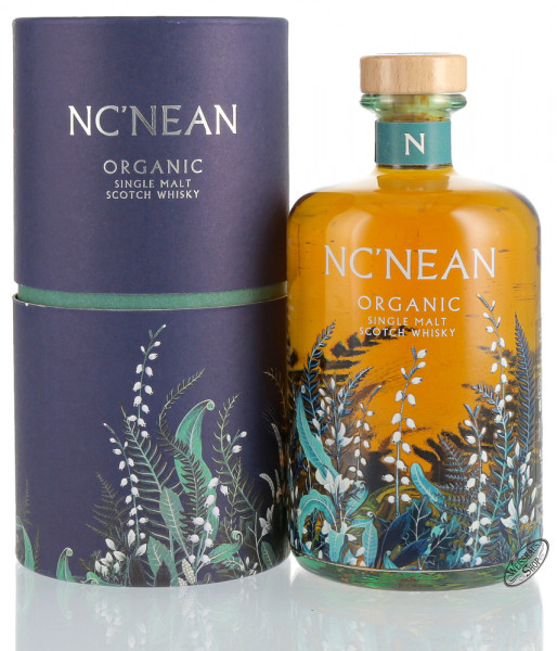 Nc'nean Organic Batch No. 6 Single Malt Whisky 46% vol. 0,70l