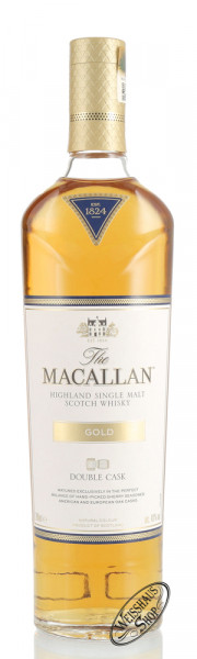 Macallan Double Cask Gold Whisky 40% vol. 0,70l