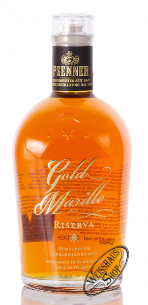 Psenner Marille Gold Riserva 42% vol. 0,70l