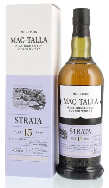 Mac-Talla Strata 15 YO Single Malt Whisky 46% vol. 0,70l