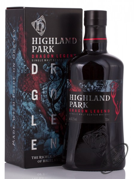Highland Park Dragon Legend Whisky 43,1% vol. 0,70l
